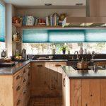 Luxaflex Duette på kjøkken