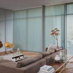 Luxaflex lameller i stue